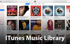 Genopbyg iTunes bibliotek til iPhone