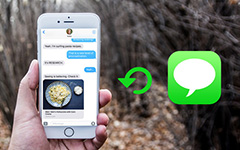 Recover Deleted iMessage for iPhone