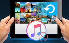 Restaurar iPad sin iTunes