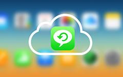 Pobierz wiadomości tekstowe iCloud