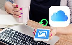 Odzyskaj usunięte zdjęcia z iCloud