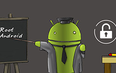 Root Android telefon