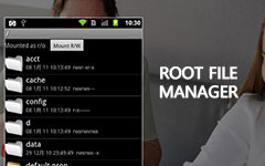 Root File Manager Apps