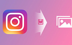 Enregistrer les photos Instagram sur iPhone / Android / PC