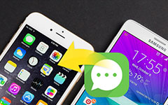 Transfiere SMS de Android a iPhone