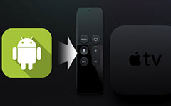 Transmitir o Android para a Apple TV