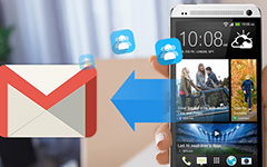 Backup Contacts from Android to Gmail