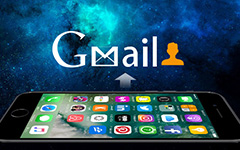 Synkronisera Gmail-kontakter med iPhone