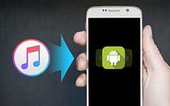 Sincronizar o iTunes para o Android