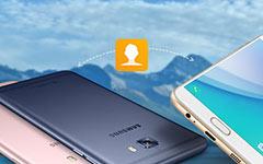 Siirrä yhteystietoja Androidista Androiden