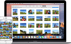 Transfiere fotos de iPhone a Mac