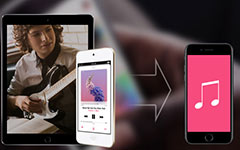 Transfer Music from iPod to iPhone