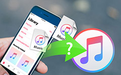 Transfiere música de iPhone a iTunes