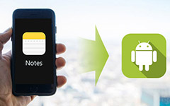 Transferir Notas do iPhone para o Android