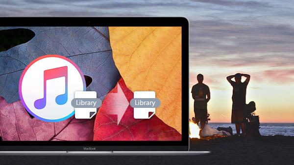 Přesuňte knihovnu iTunes do jiného počítače