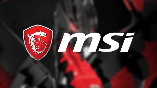 السائقين MSI