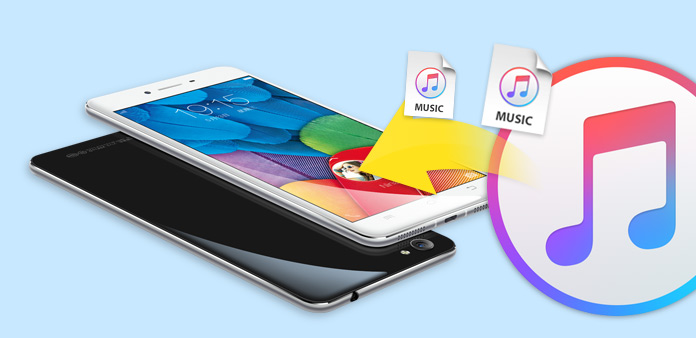 música do itunes para andriod