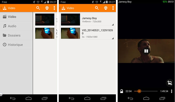 VLC για Android
