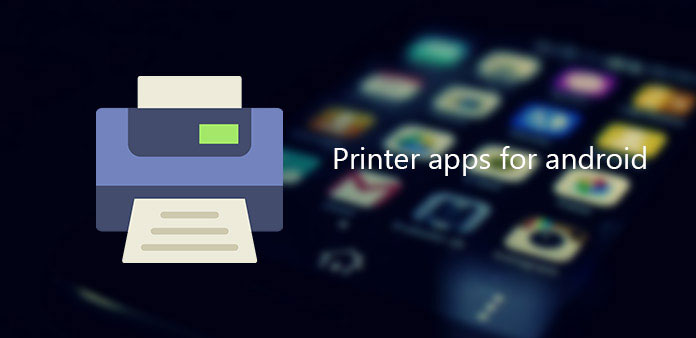 Printer Apps til Android