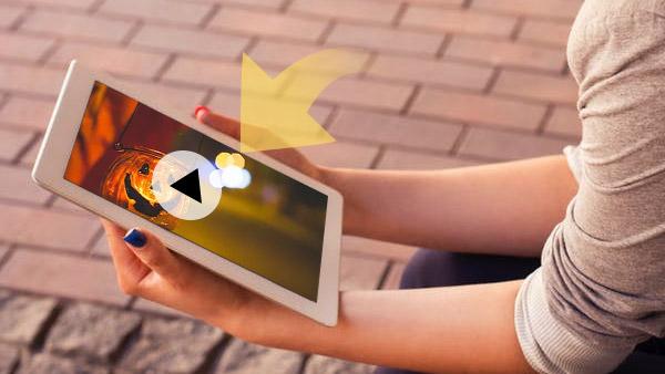 Поместите фильмы на iPad