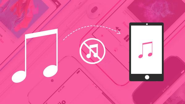 Umieść muzykę na iPodzie bez iTunes