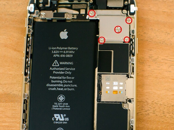 Replace the Display Shield