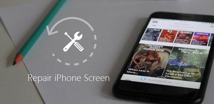 Opravit obrazovku iPhone