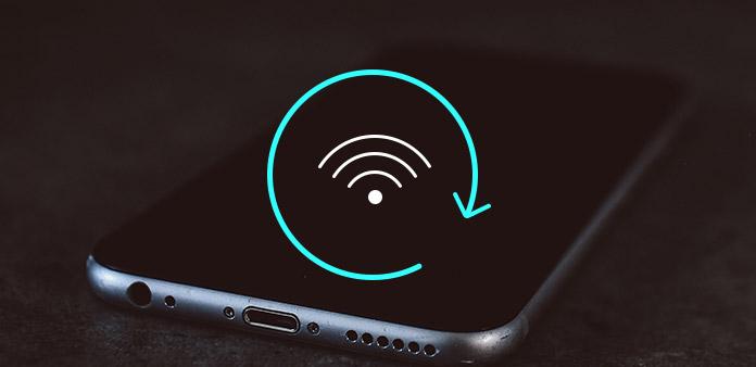 Redefinir as configurações de rede para o iPhone