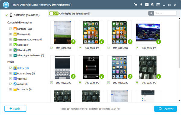 myjad android data recovery registration code