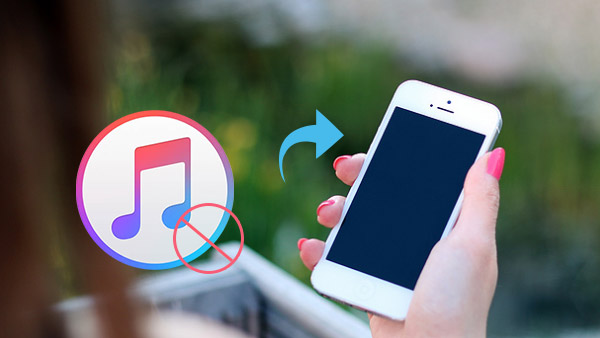 Restaurer l'iPhone sans iTunes
