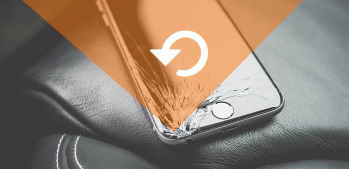 Recupera i dati dal telefono con schermo rotto