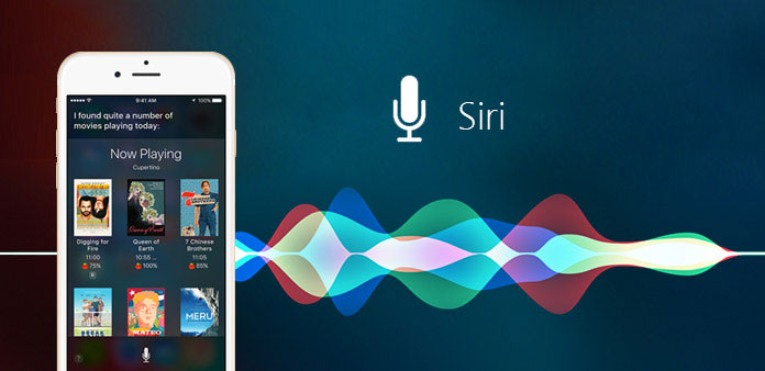 Siri z iPhone 6