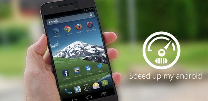 Przyspiesz mój telefon z Androidem