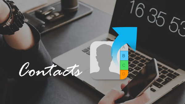 Szinkronizálja a kapcsolatokat az iPhone és a Mac között