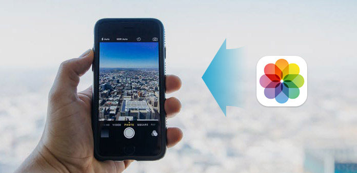 Sync Photos to iPhone