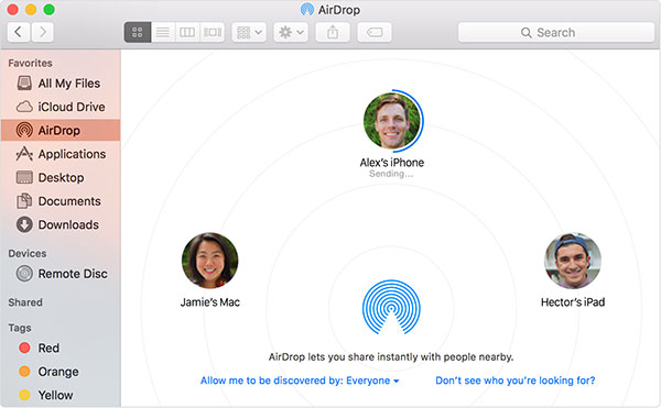 access-luftslipp-on-mac