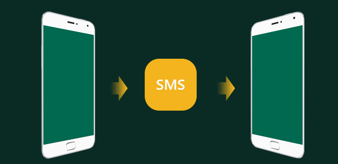 Transfer SMS from Android to Android