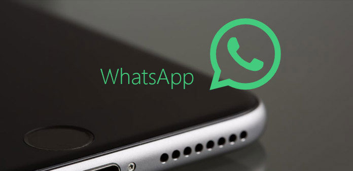 Перенос WhatsApp на новый iPhone