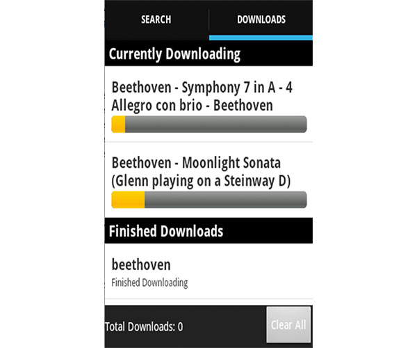 Tubidy Music Downloader