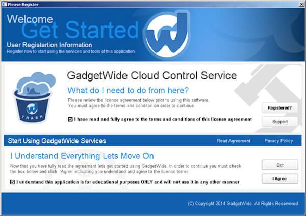 Töltse le a GadgetWide