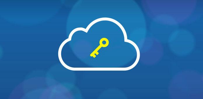Avaa iCloud-tili