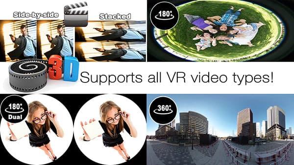 AAA VR Cinema App