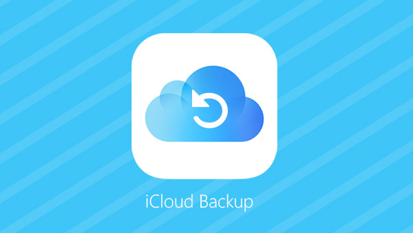 vad gör icloud backup