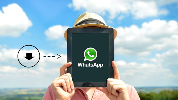download whatsapp messenger for ipad air 2