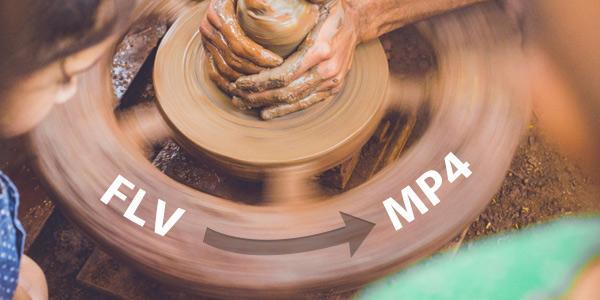 Flv til mp4 converter