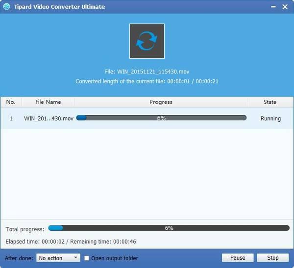 MXF'yi Avid Media Composer'a Dönüştür