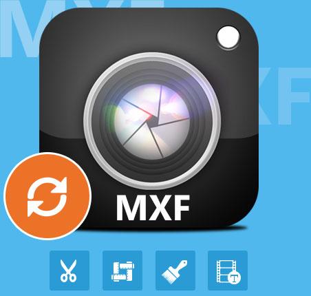 MXF Converter - convert MXF to MP4, MOV, AVI, etc  HD videos