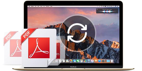 PDF-omvandlare för Mac