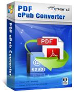 How to Convert PDF file to ePub for iPad ? Box