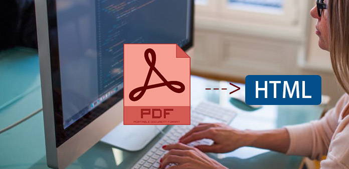Best 5 PDF to HTML Converters to Get HTML Webpages from PDF